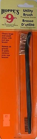 Hoppes Utility Brush Bronze