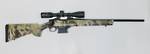 """Howa Mini Action 223Rem Light Weight 20"""" Blued Kryptec 3-9x40 Package"""