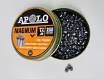 Apolo Magnum .22 cal 5.5mm Pointed Airgun Pellets Tin 250
