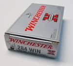 Winchester Super X 284 Winchester Ammunition 150grain Packaging Shop Soiled