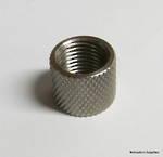 "Thread cap 1/2""x20 UNF silver colour"