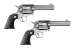 "Ruger Vaquero SASS 357 Mag 4.62"" Stainless PAIR"