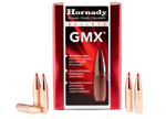 Hornady 6.5mm .264 dia 140g GMX Projectiles x50