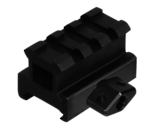 "Leapers UTG Med-Pro Compact Riser Mount 0.83"" High"