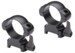Nikko Stirling Steel Lok 34mm Medium QD Rings