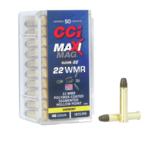 CCI Segmented 22WMR 46gr HP x50