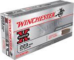 Winchester Super X 223 Rem 55gr PSP 20 Rounds
