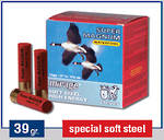 12ga Clever Mirage Super Magnum Soft Steel T3 39gram #5