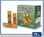 20ga Clever Mirage Cal 20 T3 Trap-Skeet 28gram 7.5