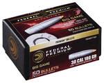 Federal Premium Bullets .30cal 180gr Trophy Bonded x50