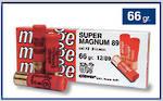 "12ga Clever Mirage Super Magnum T3 3.5"" 66gram #2"