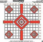 Champion Re-Stick Redfield Sight In Targets x25