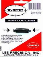 Lee Primer Pocket Cleaner 90101