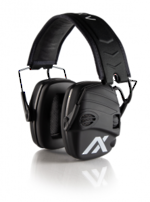 SportEar Trackr EarMuffs-Black