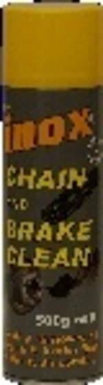 Inox Chain And Brake Cleaner