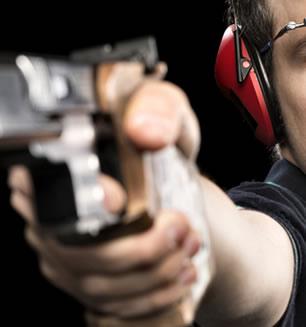 p3 pistol