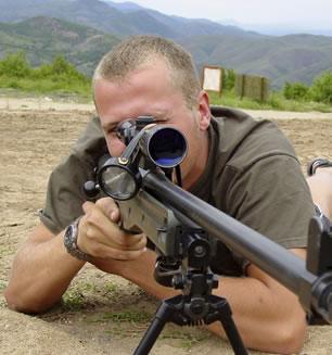 riple target shooter