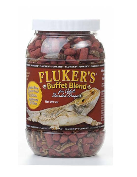 Fluker's Bearded Dragon Buffet Adult 82gm