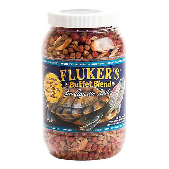 Fluker's Turtle Buffet Diet Floating 115gm