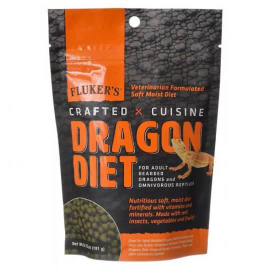 Fluker's Crafted Cuisine Bearded Dragon Adult