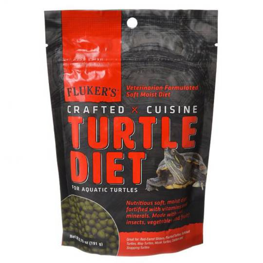 Fluker's Crafted Cuisine Turtle Diet