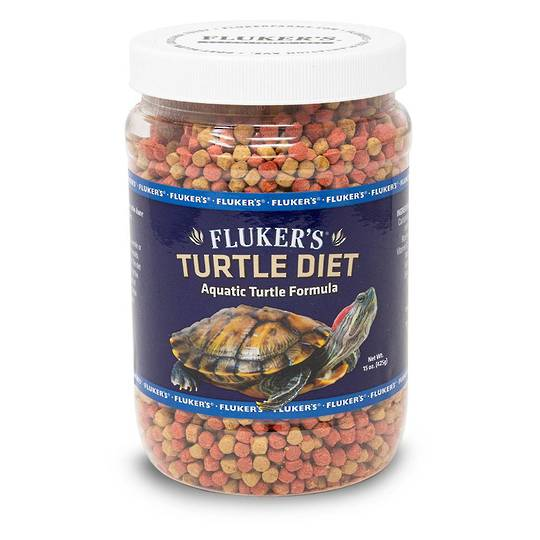 Fluker's Turtle Diet Floating Pellets 230gm