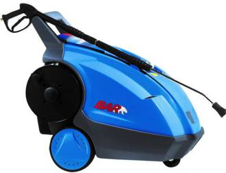 Comet Scout 150E Steam Cleaner 90º C, 9L/min, 2800RPM, Incl Hose Reel