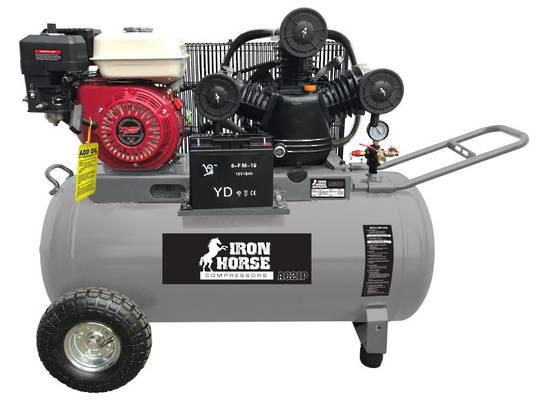 Iron Horse AC21P Air Compressor