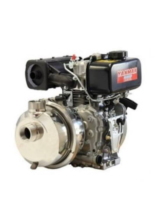 "2"" Stainless Steel Yanmar Diesel Pump"