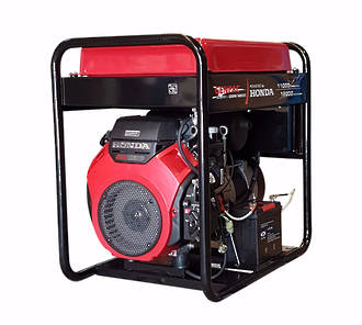 Genpac 14000E 12kW Honda Powered Generator