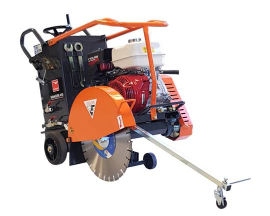 Altrad Belle Ranger 450 Concrete Floor Saw