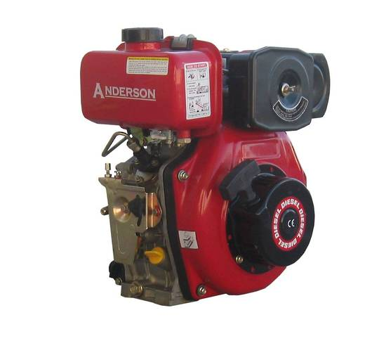 Anderson LA170F 4.7HP Diesel Engine Electric Start