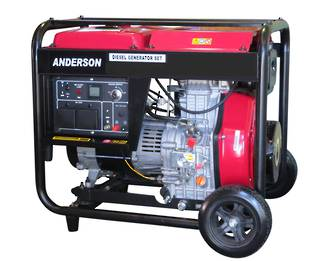Anderson 3.3kW Diesel Generator