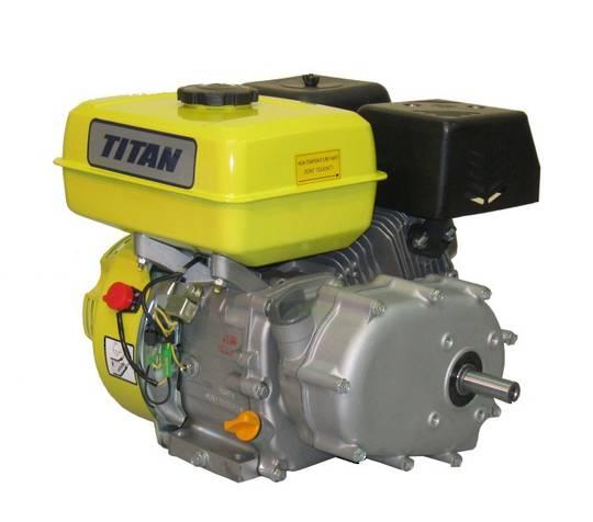 Titan 7.5HP 2:1 Reduction, Centrifugal Clutch Engine