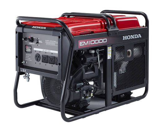 Honda EM10000 Generator