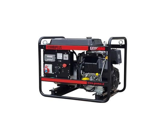 Genmac Kohler Powered RG9100KEO Diesel Generator 10.9kVA 230v