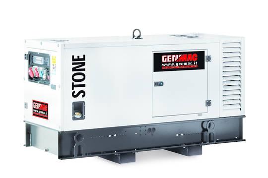 Genmac Yanmar Powered G30YS-E Generator 33kVA Silenced