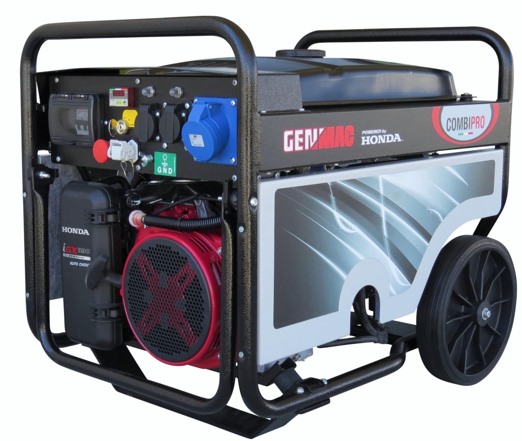 Genmac CombiPro RG7300HAC Pure Sinewave Generator