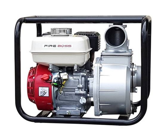 "3"" Fireboss® Honda Powered Semi Trash Water Pump"