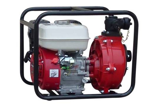 Honda GX160 Fireboss® 381 High Pressure Water Pump