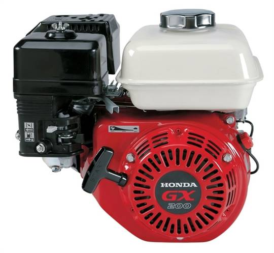 Honda GX200 Engine Electric Start