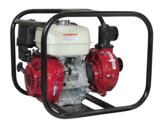 "3"" Honda GX390 Fireboss® 801 High Pressure Water Pump"