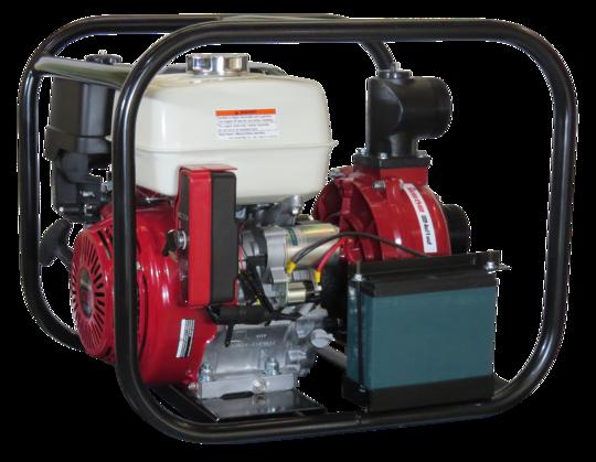 "3"" Honda GX390 Fireboss® 851 High Pressure Water Pump El. St"