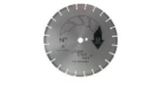 "20"" Laser Star Diamond Blade"