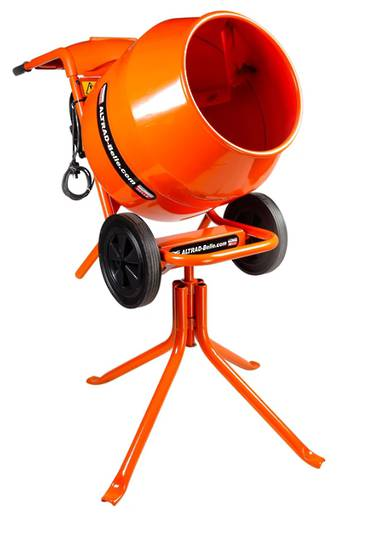 Altrad Belle M33BA Concrete Mixer Electric