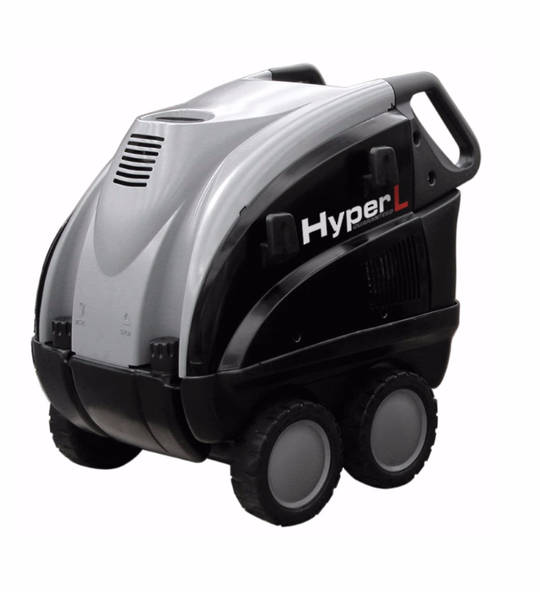 Lavor Hyper 2015 Inox 3 Phase Steam Cleaner
