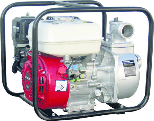 """2"""" Honda Powered Bee Sugar Syrup Pump"""