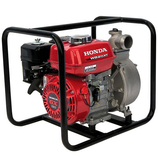 "2"" Honda Powered Diesel Transfer Pump"