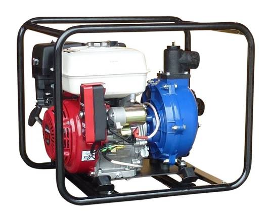 "2"" Honda GX270 Fireboss® 502 Twin Impeller Pump Electric Start"