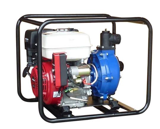 """2"""" Honda GX390 Fireboss® 502 Twin Impeller Water Pump Electric start"""